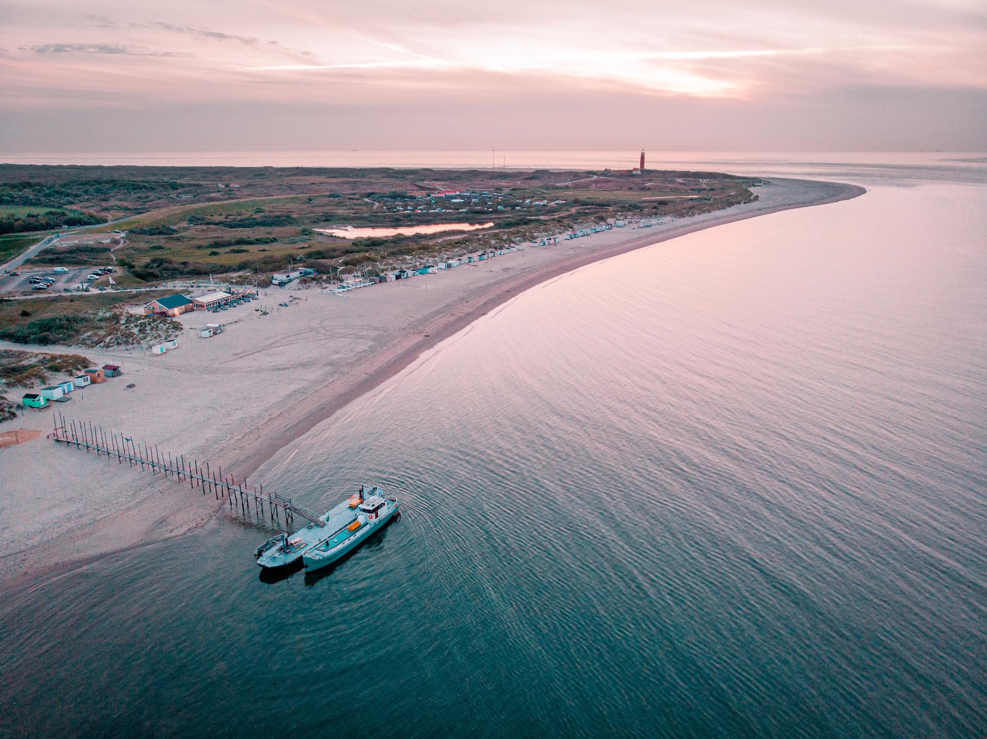 Veer Texel - Vlieland